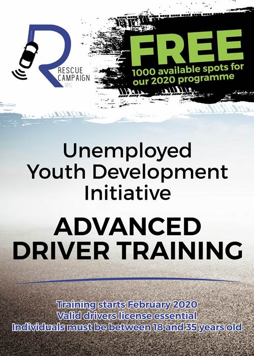 Unemployed Youth Development Initiative Poster